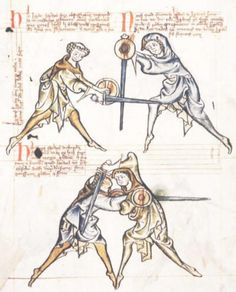 Want to write or choreograph a good sword fight? Here's a list of common misconceptions about swordplay and some of the basic tenets of the weapon from a martial perspective.