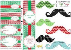 printable gift tags free