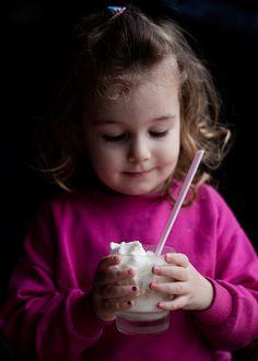 Sladoled od nane i mleka