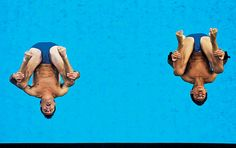 Blake Aldridge and Tom Daley, Beijing Olympics, 2008  #UBFitnessApp  http://ub.fitness