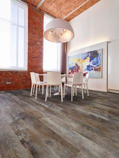 Country Oak 24958 - Wood Effect Luxury Vinyl Flooring - Moduleo Karndean Flooring, Pvc Flooring, Luxury Vinyl Flooring, Luxury Vinyl Tile, Vinyl Plank Flooring, Kitchen Flooring, Floors, Moduleo Flooring, Tuile