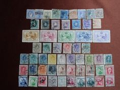 Collections Stamps in Spain. Value Catalog 60 $