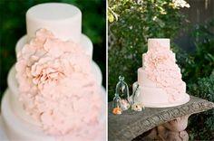 hochzeitstorte pink torten dekorieren hochzeitskuchen Mehr