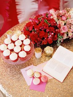 Valentines Day Inspiration. Goldfinch Events & Design.