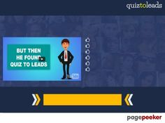 Quiz to Leads