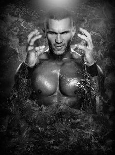 Dear Randy Orton, What's your secret on staying so Hot...I know you have new wife so I'll enjoy my Eye Candy from a far