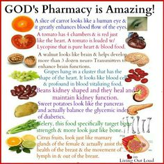 Foods that heal ~ This Should Be At the TOP of my List!