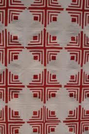 antique quilt - A neat variation of log cabin, that I had not seen before