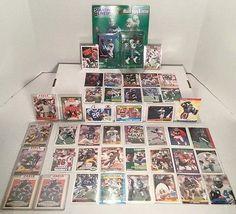 Vintage NFL Football Cards & Memorabilia Lot! Pro Set ERROR CARDS, Deion Sanders
