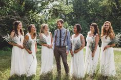 ladies and gent.   Photo: Megan Mellinger Photography
