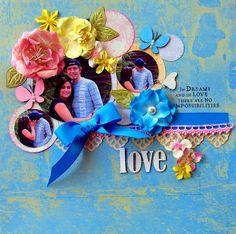Love  -  TCR#106 - Scrapbook.com