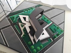 stacking concept of Vivanta hotel by WOW architects. Pinned from Arch Daily Maquette Architecture, Architecture Model Making, Architecture Concept Diagram, Museum Architecture, Architecture Panel, Futuristic Architecture, Architecture Design, Amazing Architecture, Victorian Architecture