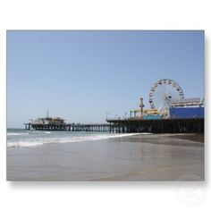I remember standing on the Santa Monica Pier with Michael.  One of my fondest memories of just the 2 of us!