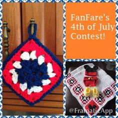 Susan won 1st place in our Fourth of July Contest! Don't miss out on our next contest!