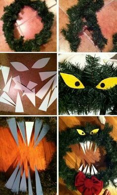 Making that for this years Christmas door decor lol