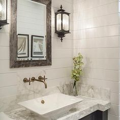 Kohler Reve Vessel Sink, Bathroom, Benjamin Moore Maritime White, TTM Development