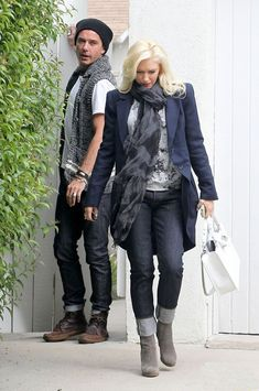 A look at some Hollywood's most stylish couples - DesignerzCentral