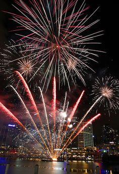 Fireworks 21/01/12