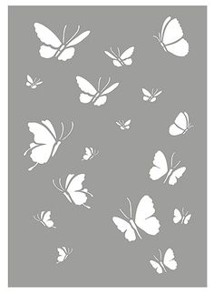 Butterfly Stencils                                                                                                                                                                                 More