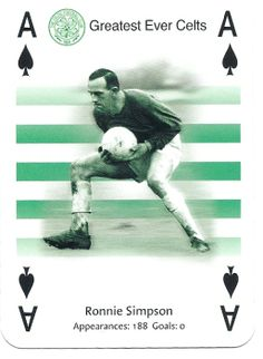 Celtic playing cards Association Football, Celtic Fc, Goalkeeper, Glasgow, Lions, Playing Cards, Soccer, Legends, Scotland