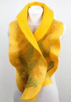 827fb7543a25 7 best Feutrage Nuno images on Pinterest   Wool felt, Printed silk ...
