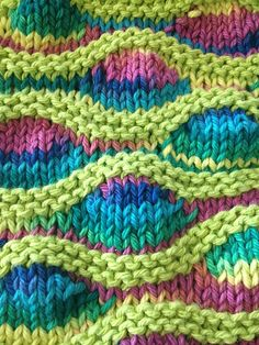 Lizard Ridge Dishcloth pattern by Laura Aylor Ravelry: Project Gallery for Lizard Ridge Dishcloth pattern by Laura Aylor History of Knitting Wool rotating, weaving an. Dishcloth Knitting Patterns, Knit Dishcloth, Knitting Stitches, Knitting Yarn, Knit Patterns, Baby Knitting, Stitch Patterns, Knitting Needles, Crochet Motifs