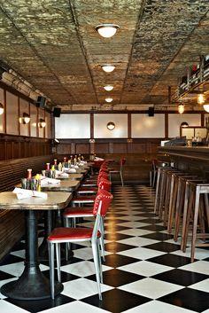Soho Diner | London