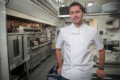 Claudio Aprile, chef and owner of Origin and Colborne Lane