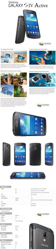 Comprar Samsung I9295 Galaxy S4 active / venta de Galaxy s4 active