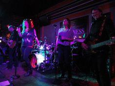 Burnin' Sensations perform at Mother's Pub March 9, 2013