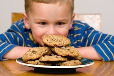 Homemade Cookies for Your Child's Lunch? Yes! Here's the Trick! #30secondmom
