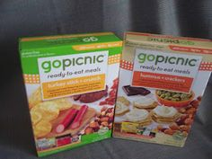 Gluten Free For Jen: @GoPicnic Ready to Eat Meals- ~Review