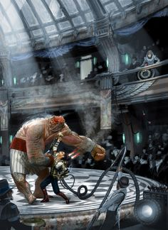 Google Image Result for http://www.bartitsu.org/wp-content/uploads/2011/03/Steampunk-fight-w-Golath.jpg