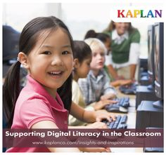 Find out how you can make digital literacy one of your top priorities in the classroom: