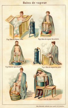 How To Take a Bath: And Other Vintage Visual Guides from the Early 1900s | Brain Pickings
