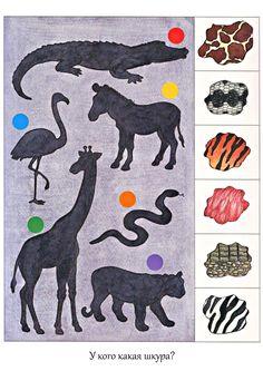 Задания на внимание и логику. Зоопарк Preschool Zoo Theme, Preschool Printables, Free Printables, Colors For Toddlers, Theme Nature, Sequencing Cards, Le Zoo, Animal Action, Animal Facts