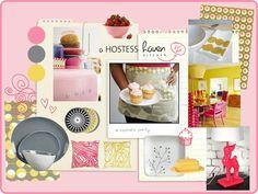 Mood Board  http://lovelyclusters.blogspot.com