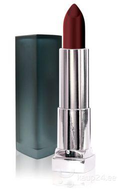 Huulepulk Color Sendational The Creamy Mattes Maybelline hind ja info | Huulepulgad, palsamid, huuleläiked | kaup24.ee