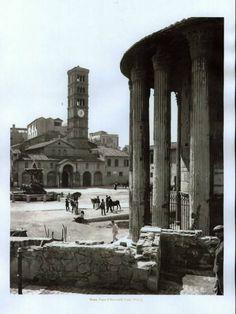 ROMA Sparita - Piazza di Bocca della Verità (1910) SkyscraperCity