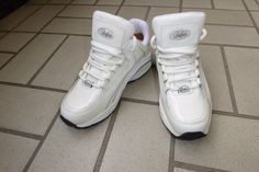 Buffalo Plateau Boots Schuhe 41 Vintage Party Techno Lack weiß in Kleidung & Accessoires, Damenschuhe, Sonstige | eBay