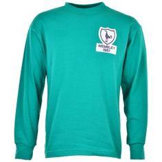 ff781907d Tottenham Hotspur goalkeepers shirt for the 1961 FA Cup Final.