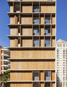 kazu721010:  Vitacon Itaim Building / Studio MK27 – Marcio Kogan + Carolina Castroviejo