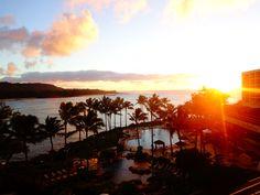 Turtle bay resort, Oahu Hawaii (2013)