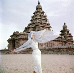 Norman Parkinson's India Series British VOGUE, 1956
