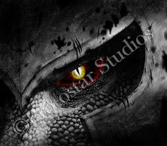 It took several versions to finally reach our final illustration of Drakon. The helmet, shadows and the rest of the details were easy to finalize, but we had much difficulty being satisfied with his eye.  At times, the eye looked like a cat's eye, or it was too bloodshot, or it was too reptilian... but in the end, we were very happy with this final version. We think readers will really sympathize for JW and Jane (our young protagonists) who will have to face off with Drakon and his ashen…
