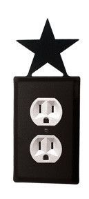 Sta r- Single Outlet Cover