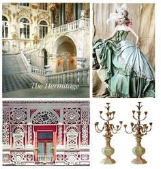baroque fashion  | Baroque Style Furniture with New Age