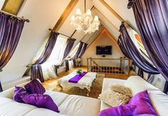 Savory Open attic bedroom,Attic storage and insulation and Attic renovation malaysia. Attic Design, Room Interior Design, Interior Exterior, Attic Renovation, Attic Remodel, Staircase Remodel, Attic Living Rooms, Attic House, Attic Loft