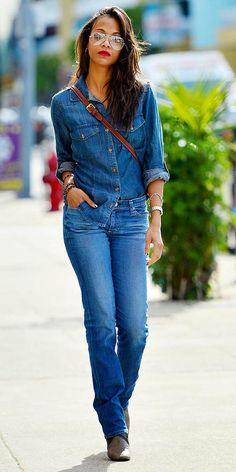 Gloria Kalil indica como escolher o jeans ideal de acordo com seu tipo físico; das baixinhas às sem bumbum | Chic - Gloria Kalil: Moda, Beleza, Cultura e Comportamento