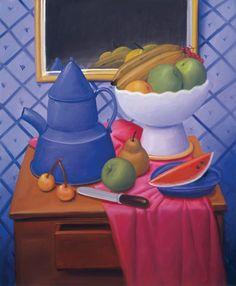 Colombian painter brings art of 'fatness' to Seoul :: Korea.net…
